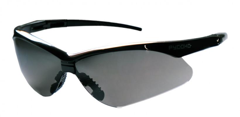 Очки защитные Агент грей