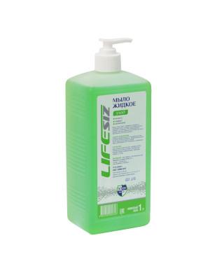 Жидкое мыло «Элен» 1000 мл (с дозатором)