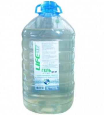 Гель для рук антибактериальный спиртовой Элен 5000 мл.
