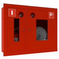 Шкаф пожарный ШПК-315ВО встроенный открытый