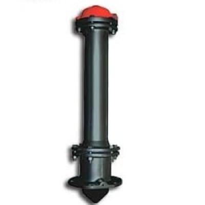 Гидрант пожарный стальной корпус Н-1,75