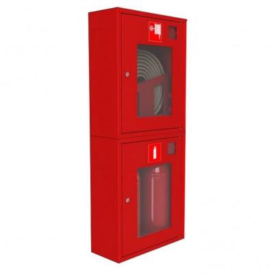 Шкаф пожарный ШПК-320НО навесной открытый