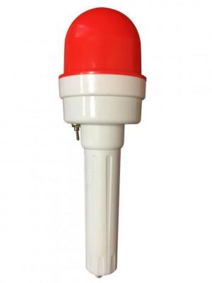 Фонарь сигнальный ФС-12 (12в светодиодный красный)