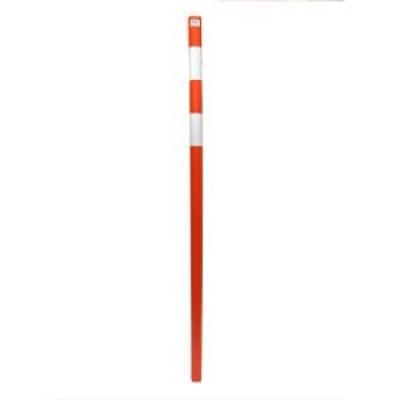 Веха оградительная оранжевая высотой 1,5м