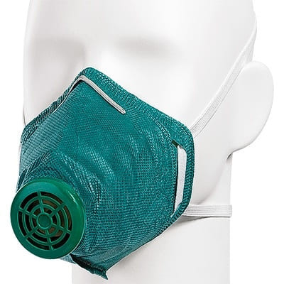 Полумаска фильтрующая противоаэрозольная «У-2К»