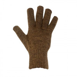 Перчатки утепленные полушерстяные «Лама»