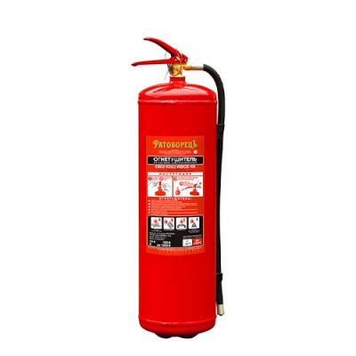 Огнетушитель ОВЭ-10з АВСЕ-01 морозостойкий