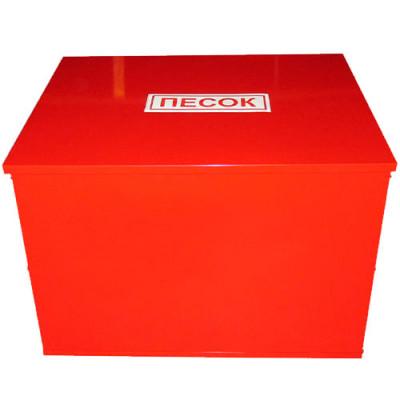 Пожарный ящик для песка 0,3 м3 разборный