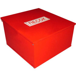 Пожарный ящик для песка 0,5 м3 разборный