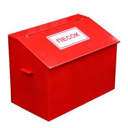 Пожарный ящик для песка в сборе 0,5 м3