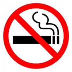 P 101 Знак о запрете курения