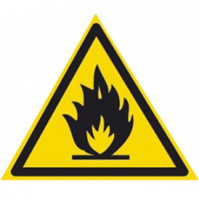 Огнеопасно Легковоспламеняющиеся вещества