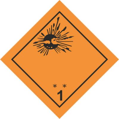 Взрывчатые вещества и изделия
