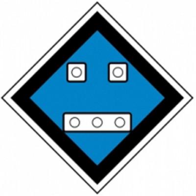 Путевой сигнальный знак Отключить ток