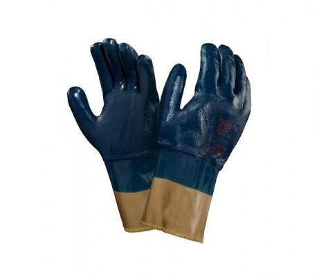 Перчатки-краги Ansell Hylite™ 47-409 с полным нитриловым покрытием