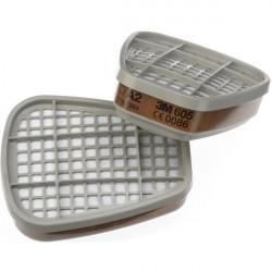 Фильтр для защиты от органических газов и паров 3М 6055