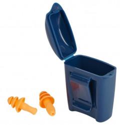 Беруши многоразовые 3М 1261 в пластиковом контейнере