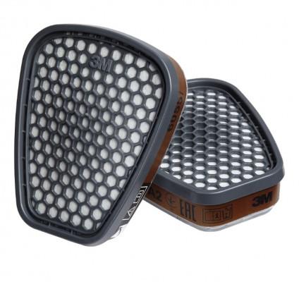 Фильтр для защиты от газов и паров 3М 6055i