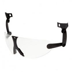 Очки открытые 3М V9C с креплением на каску