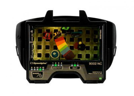 3M™ Speedglas® Автоматический сварочный светофильтр 9002NC для щитка 9000