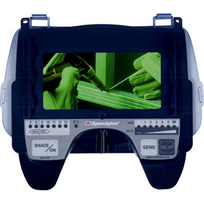 3M™ Speedglas® Светофильтр Speedglas® 9100V, с регулируемым затемнением 5, 8, 9–13