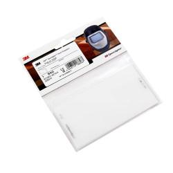 Пластина защитная, внутренняя для светофильтра Speedglas 9100V ,5шт/уп