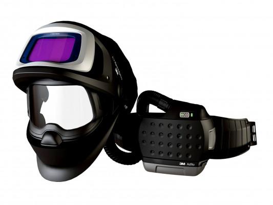 3M™Speedglas® 9100 FX Air Сварочный Щиток c Блоком Adflo™ без светофильтра