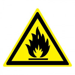 W01 Легковоспламеняющиеся вещества
