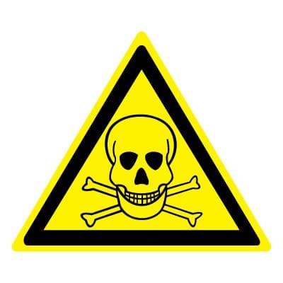 W03 Ядовитые вещества