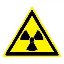 W05 Радиоактивные вещества или ионизирующее излучение