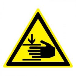 W27 Возможно травмирование рук