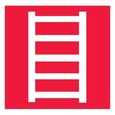 F03 Пожарная лестница