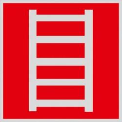 F03 Пожарная лестница (Световозвращающий)