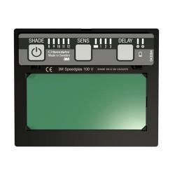 3M™ Speedglas® 100V Автоматически Затемняющийся Светофильтр с регулируемым затемнением 8–12 DIN