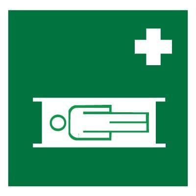 EC02 Средства выноса (эвакуации) пораженных