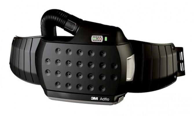 3M™ Adflo™ Устройство принудительной подачи воздуха с поясом, зарядным устр-вом и аккумуляторной батареей повышенной емкости