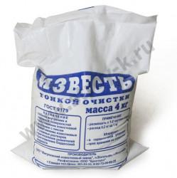 Известь-тесто (4 кг)