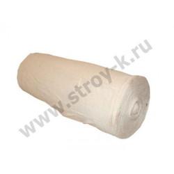Полотно холсто-прошивное белое (50 м/п рулон), ширина - 0,8м