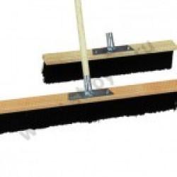 Щётка деревянная с метал.держателем, 500мм, б/чер