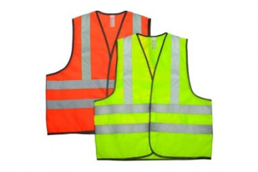 Жилет сигнальный Модель (тип 3, 2 класс защиты) ГОСТ 12.4.281-2014