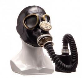 Противогаз фильтрующий ДОТ про с гофротрубкой (маска ШМ-2012, МАГ, МАГ-ЗЛ, МАГ-4)
