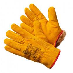 Перчатки Gward Driver Lux Zima цельноспилковые утепленные анатомического кроя