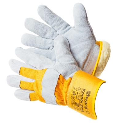 Перчатки Gward Kombi Zima зимние утепленные комбинированные
