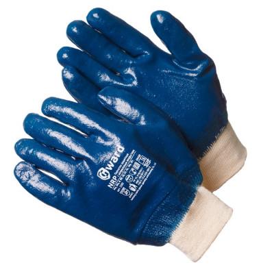 Перчатки Gward NRP МБС нитриловые с манжетом-резинка