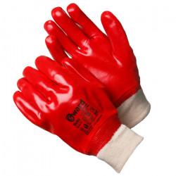 Перчатки Gward Ruby МБС с ПВХ покрытием с манжетом-резинкой