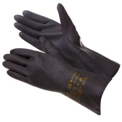 Перчатки Gward HD27 индустриальные химстойкие латекс+неопрен