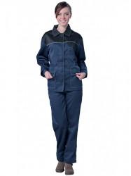 Костюм ПЕРЕДОВИК (куртка + брюки) женская модель