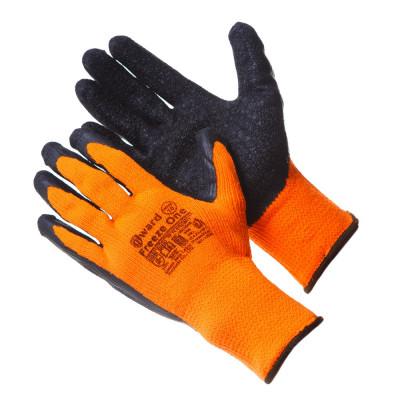 Перчатки Gward Freeze One Акрил-полиэстеровые с текстурированным латексом