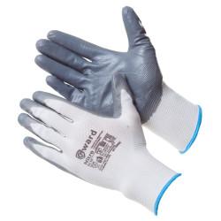 Перчатки Gward Nitro из нейлона с нитриловым покрытием B-класса