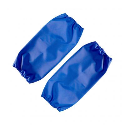 Нарукавник специальный из винилискожи синий
